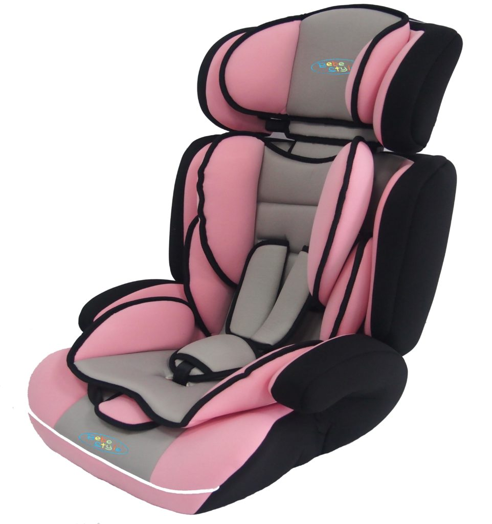 Bebe Style Child Car Seat Pink Kiddy Products