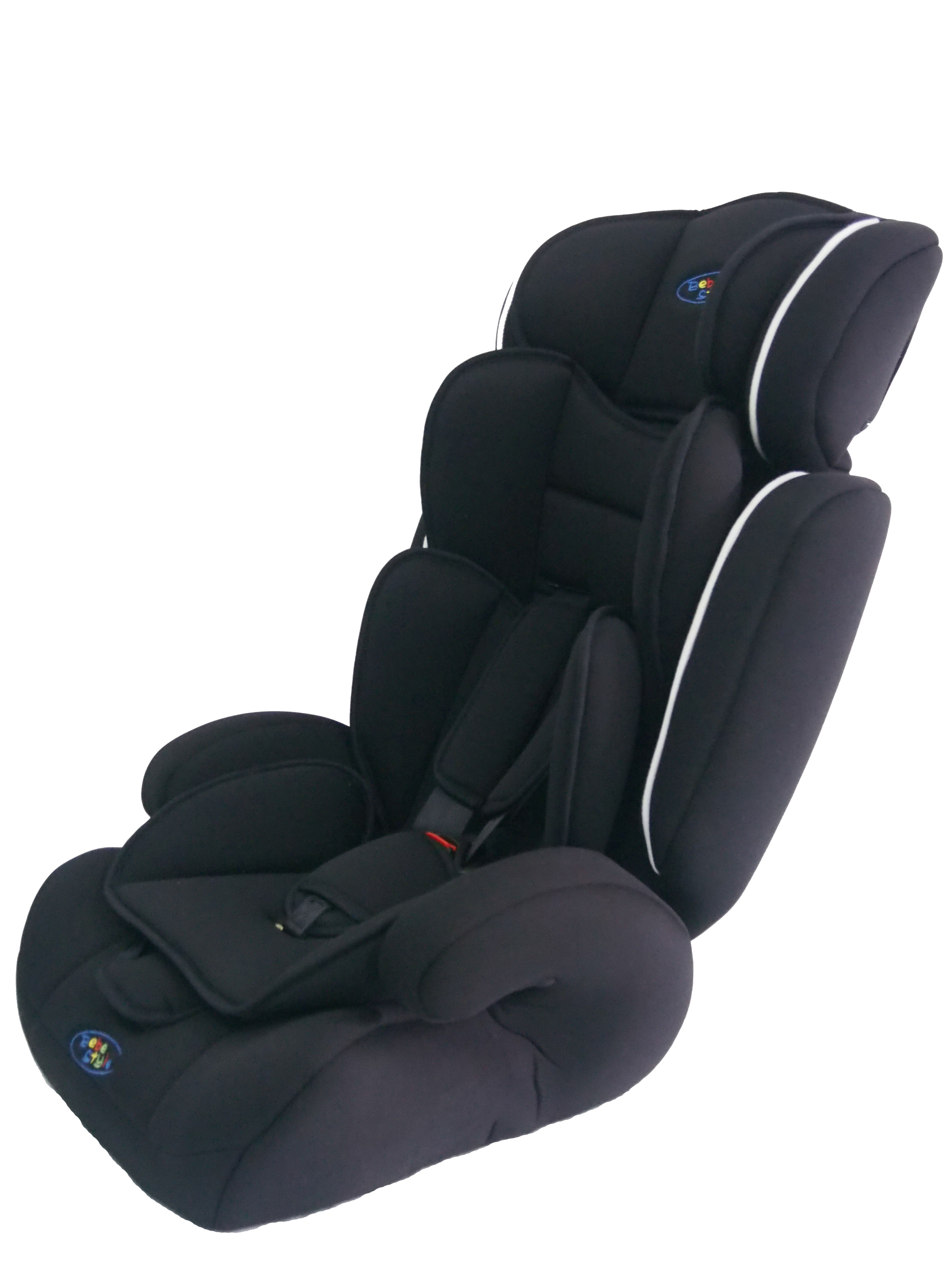 Bebe Style Child Car Seat Black Kiddy Products