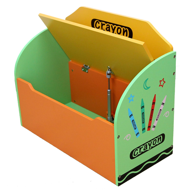Toy Box + Bench-148