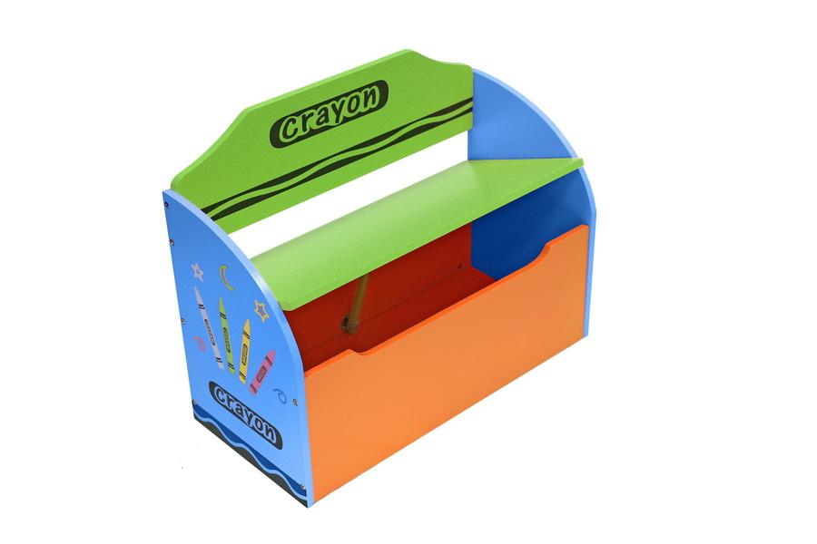 Toy Box + Bench-287
