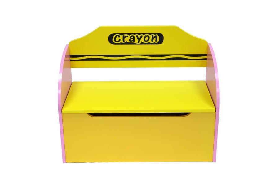 Toy Box + Bench-296
