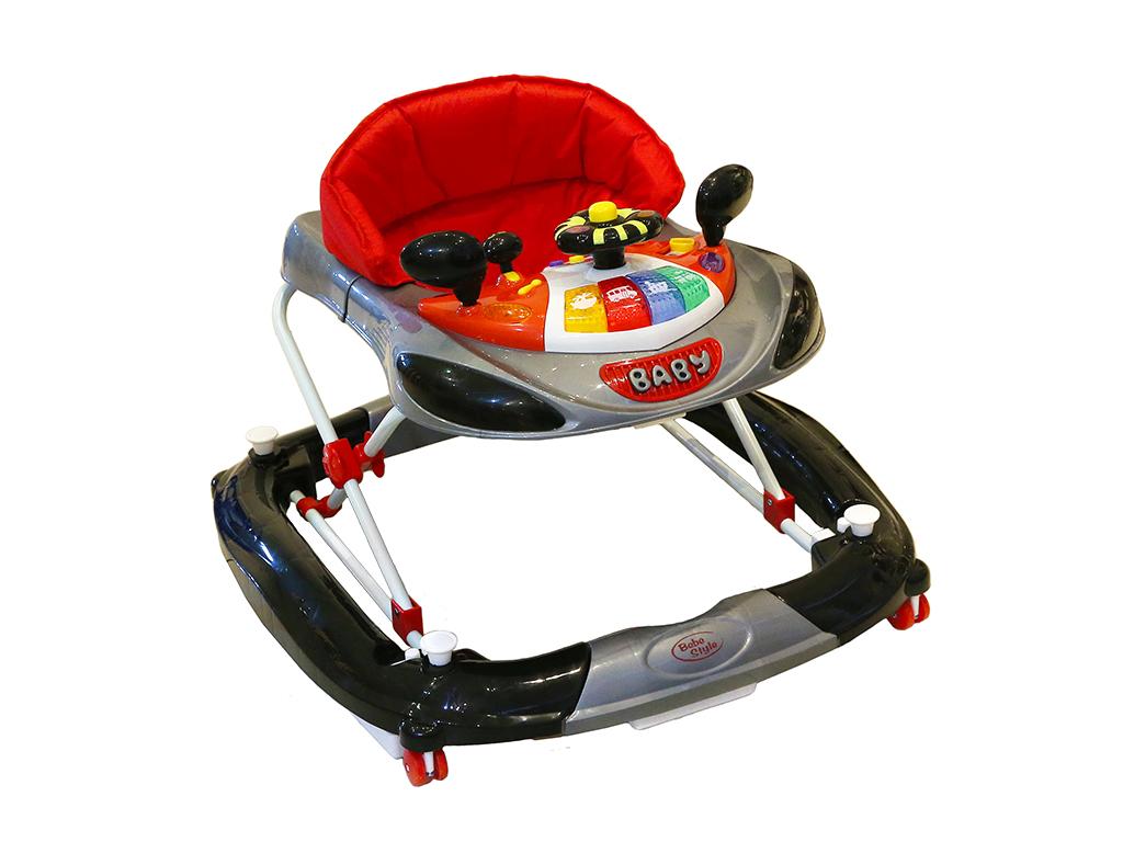 Baby Walker - Racing Car+Rocker-415