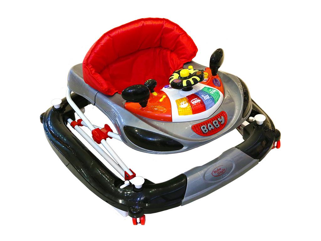 Baby Walker - Racing Car+Rocker-409