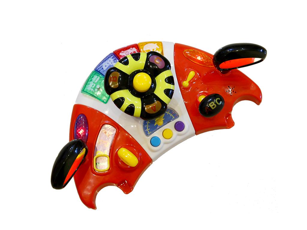 Baby Walker - Racing Car+Rocker-412