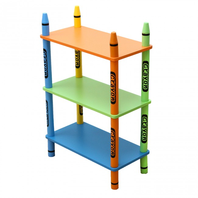 3-Tier Shelf Unit-0