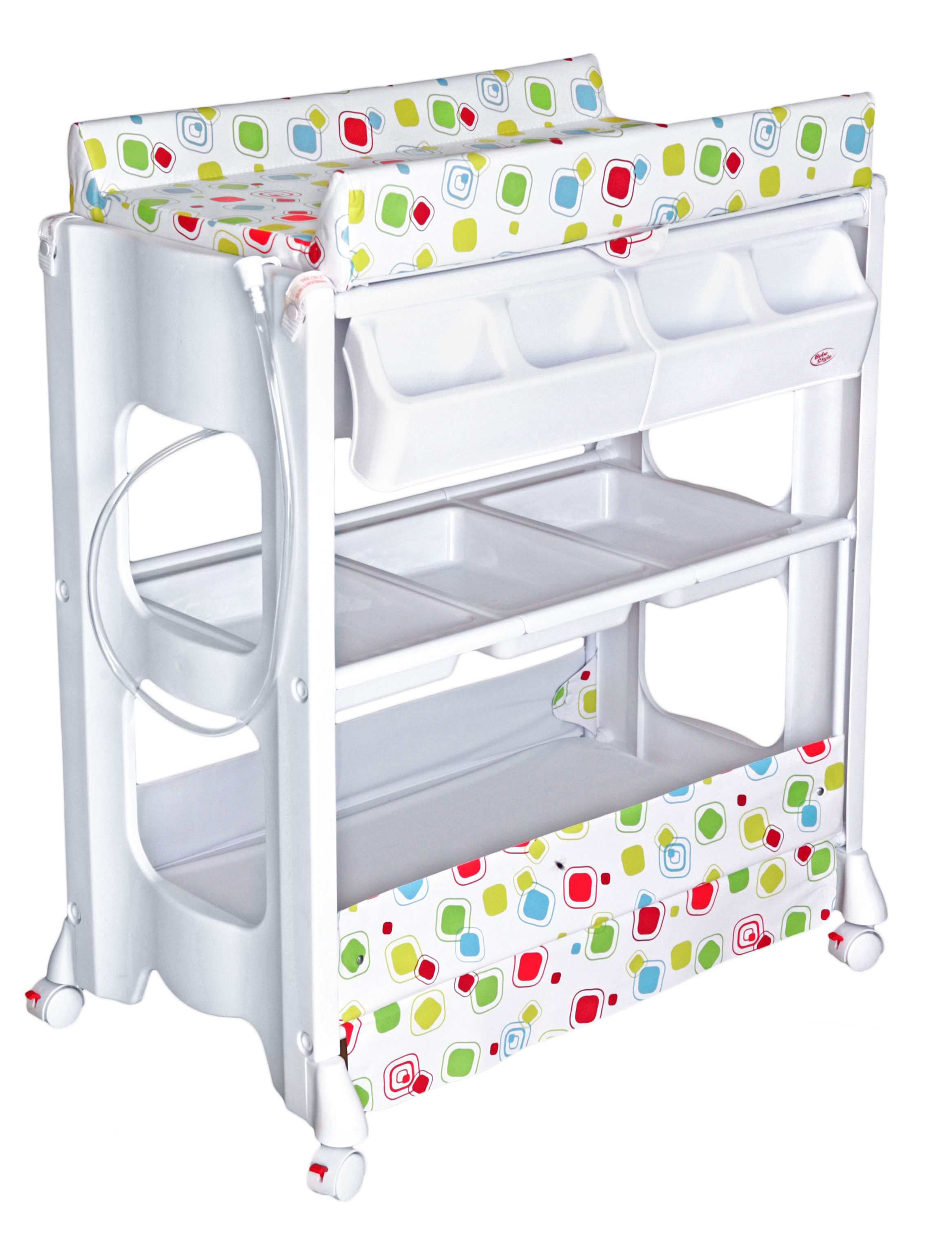 Bebe Style Baby Portable Changer (Unit and Bath)-0