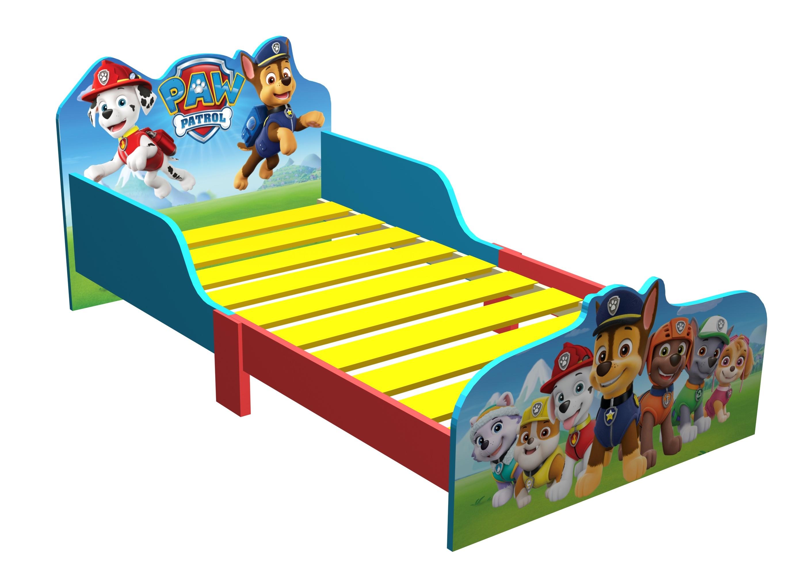 Paw Patrol Junior Bed!